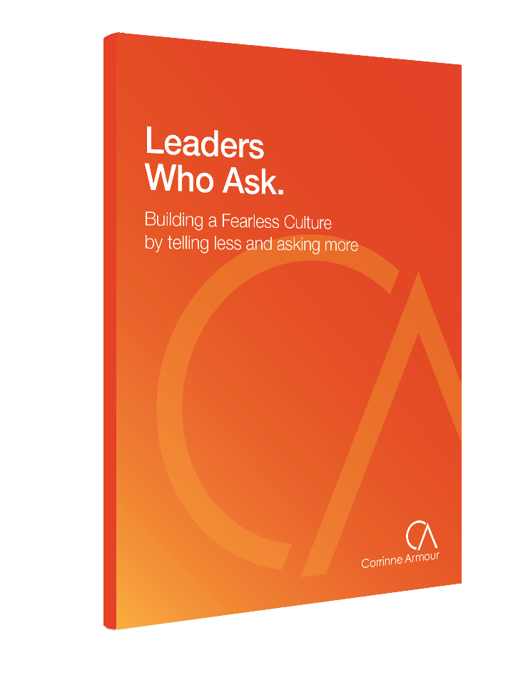 Leaders who Ask White Paper