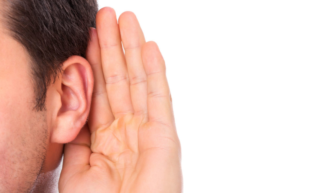 5 reasons why people don't listen