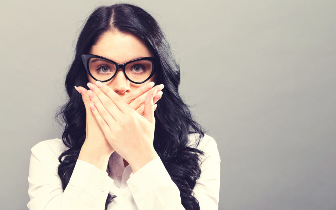How to avoid awkward silence after your question