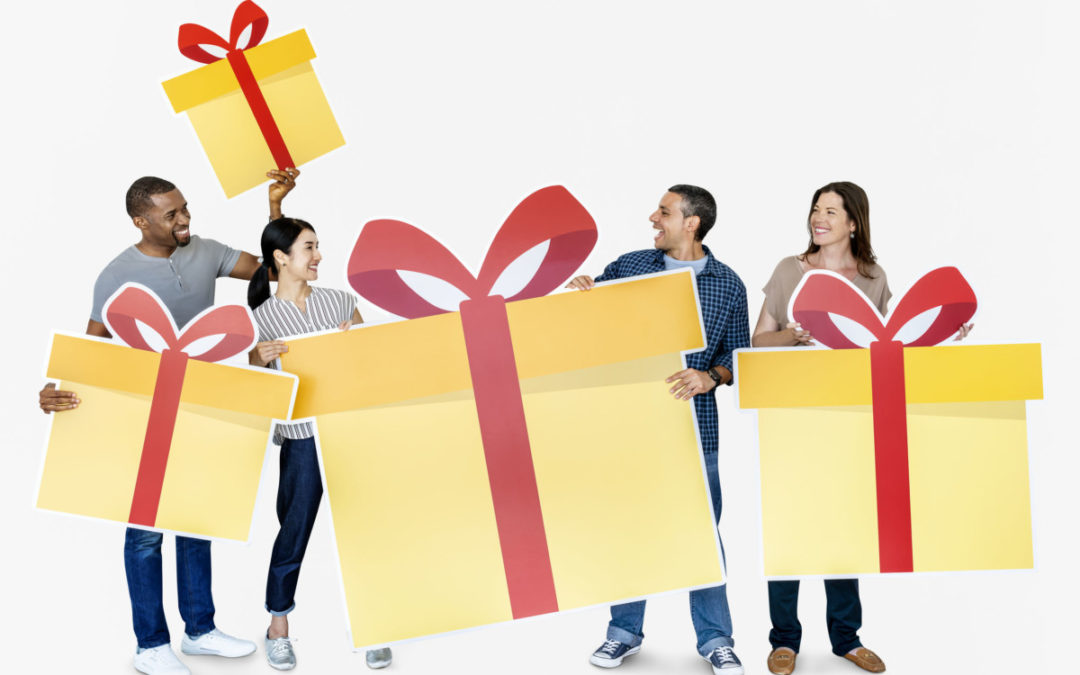 For you I wish these 7 gifts for Christmas