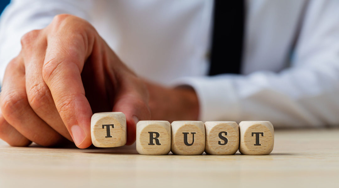 How to build and maintain trust with small habits